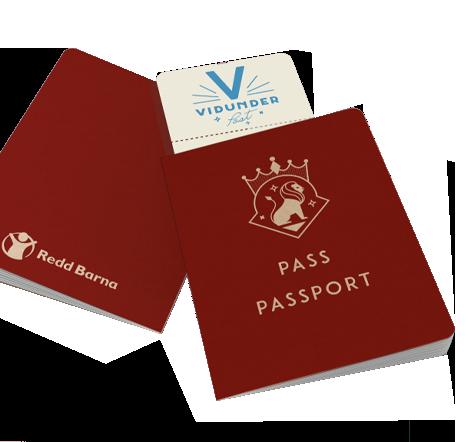 Vidunderpost pass